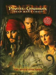 Pirates of the Caribbran. Dead man's chest. With CD. Level 3
