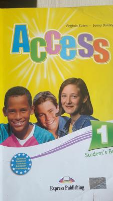Access Student's book 1