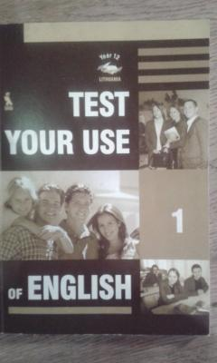 Test your use of English 1