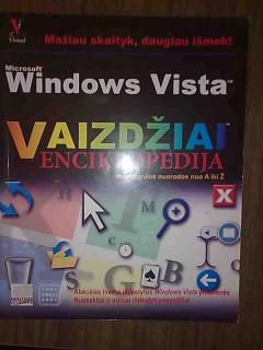 Windows Vista vaizdžiai: enciklopedija