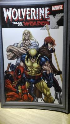 Wolverine tales of Weapon