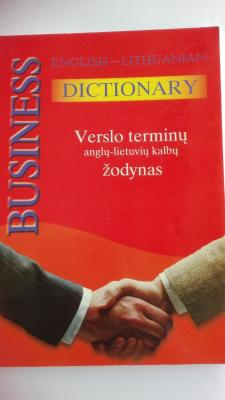 Busines English-Lithuanian Dictionary