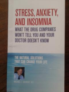 Stress, anxiety, and insomnia