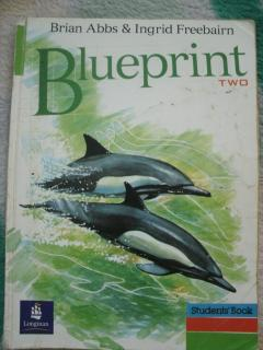 Blueprint two. Student's book