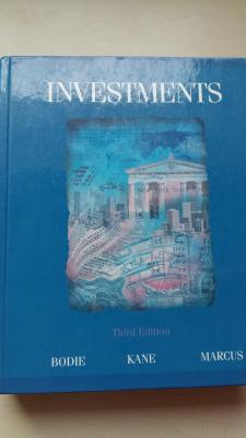 Investments 3rd edition