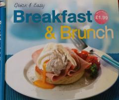 Quick and Easy Breakfast & Brunch