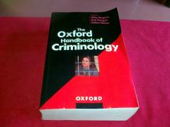 Handbook of Criminology