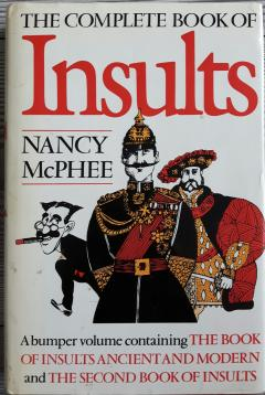 The complete book of insults