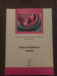 English Remedial Course