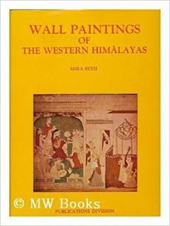 Wall Paintings of The Western Himalayas