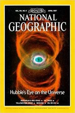 NATIONAL GEOGRAPHIC APRIL 1997, VOL 191