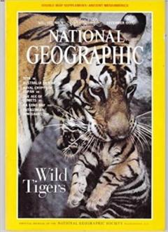 National Geographic December 1997 Vol. 192, No. 6
