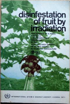 Disinfestation of Fruit by Irradiation