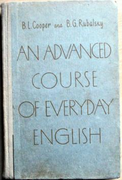 An advanced course of everyday English
