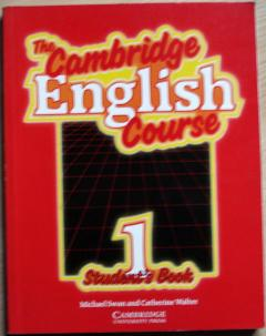The Cambridge English Course 1. - Student's Book