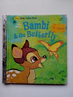 Bamby and the Butterfly