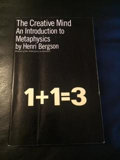 The Creative Mind An Introduction to Metaphysics