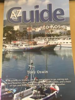 A to Z guide to Kos including Nisyros & Bodrum