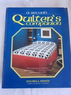 A second quilters companion