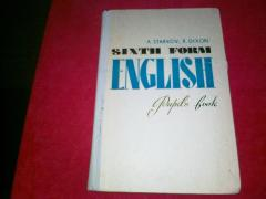 Sixth form english pupil's book