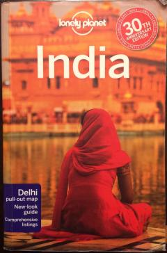 Lonely Planet India, 14th edition