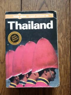 Lonely Planet Thailand: Travel Survival Kit (7th edition)