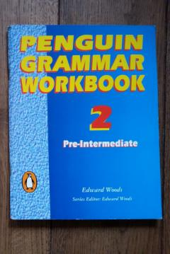 Penguin Grammar Workbook 2: Pre-Intermediate