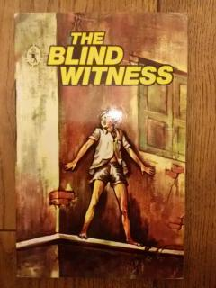 The blind witness