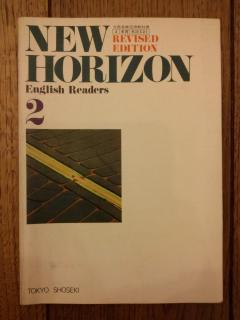 New Horizon: English Readers 2