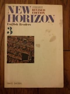 New Horizon: English Readers 3