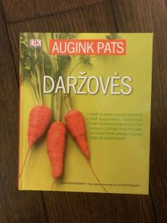 augink pats darzoves