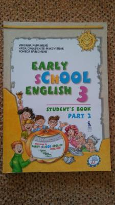 Early School English 3. Student's Book Part 2