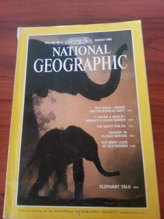 national geography  1989 August , vol 176, No. 2