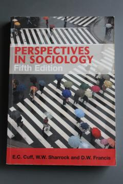 Perspectives in Sociology [Fifth Edition]