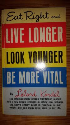Eat right and Live longer Look younger