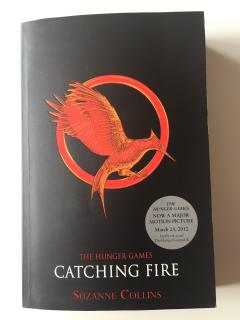 Hunger Games Trilogy No.2. Catching Fire