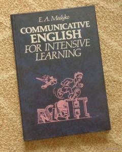 Communicative English for Intensive Learning
