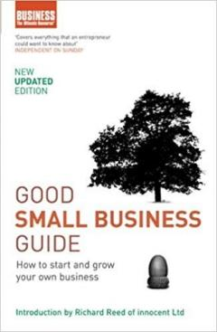 Good Small Business Guide.  How To Start and Grow Your Own Business 3rd edition