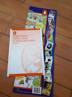 Penguin Readers Teacher's Guide to Using Graded Readers