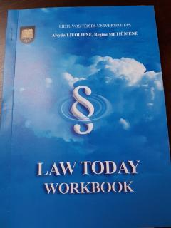 Law Today: Workbook