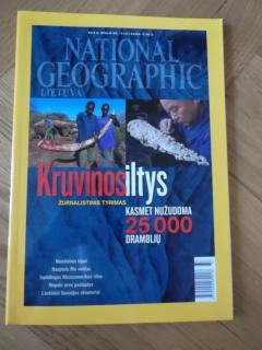 National Geographic Lietuva 2012 m. Nr.10 (37)