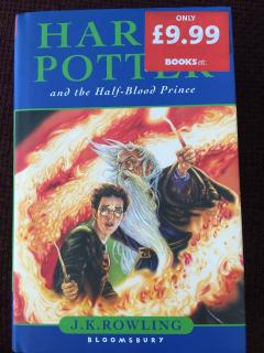Harry Potter and the gali-blogos Prince
