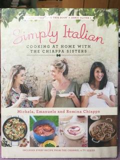 Simply Italian cooking at home with the chiappa sisters