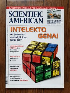 Scientific American, 2008 m., Nr. 14