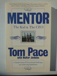 Mentor. The Kid & The CEO