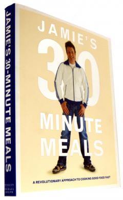 Meals in Minutes. A Revolutionary Approach to Cooking Good Food Fast