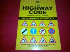The highway code. Essential for all drivers
