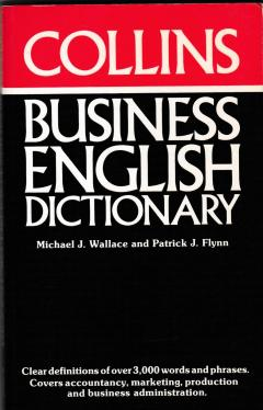 Collins Dictionary of Business English