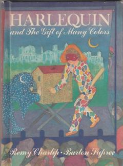 Harlequin and the Gift of Many Colours