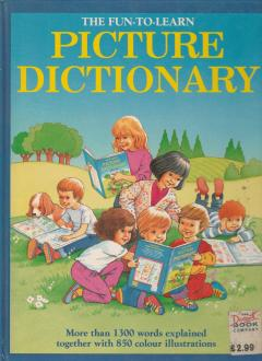 The Fun-To-Learn Picture Dictionary